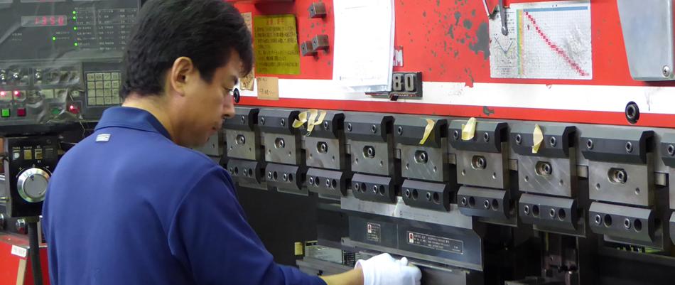 2級工場板金技能士ベンディング担当Oさん
